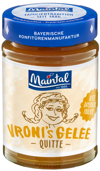 Quitten-Gelee extra - Früchte aus Bayern