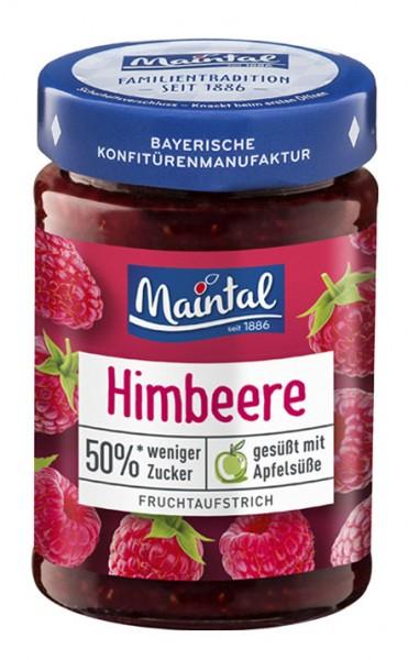Himbeer-Fruchtaufstrich, 50 % weniger Zucker