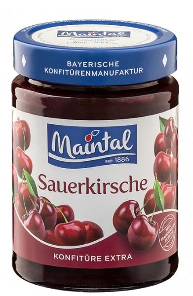 Sauerkirsch-Konfitüre extra