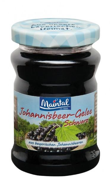 Schwarzes Johannisbeer-Gelee extra - Früchte aus Bayern