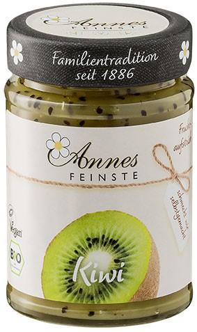 Annes Feinste Bio Kiwi Fruchtaufstrich