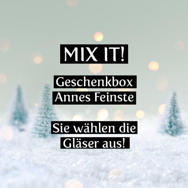 Mix it! Annes Feinste Bio, 3-er Weihnachtsgeschenkset