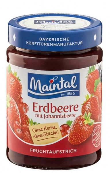Fruchtaufstrich Erdbeer-Johannisbeere, fein passiert